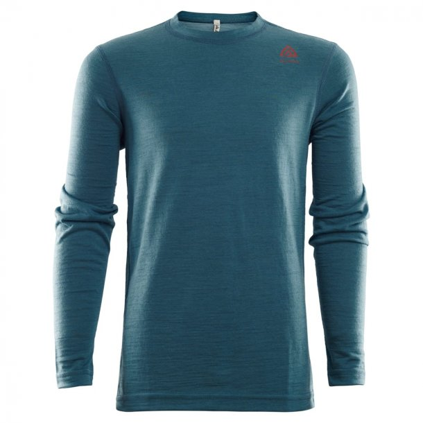 Aclima Lightwool Crew Neck Junior str. 130-150