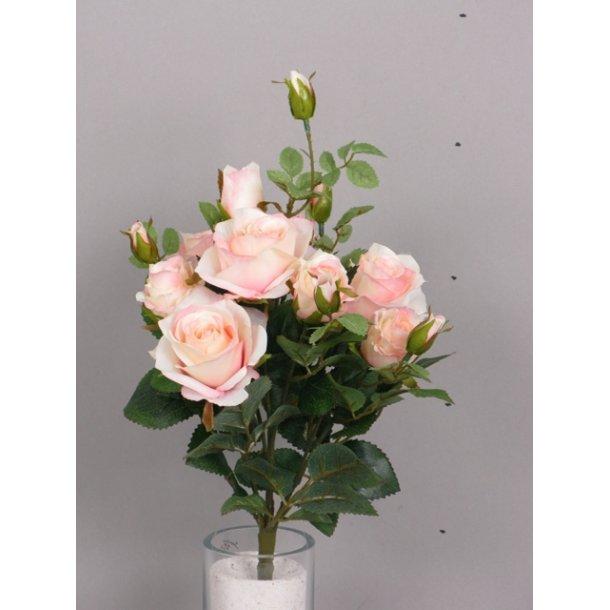 Blomst mellem lys pink N-20310-7