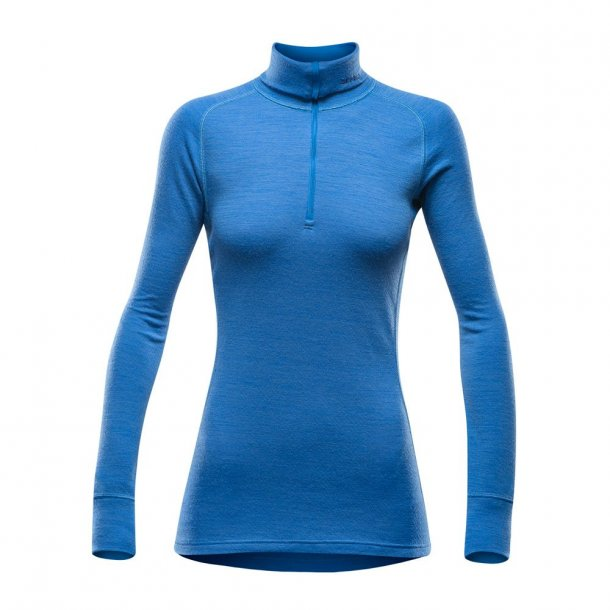 Devold Duo Active Woman Zip Neck