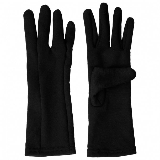 Aclima Hotwool Liner Gloves Black