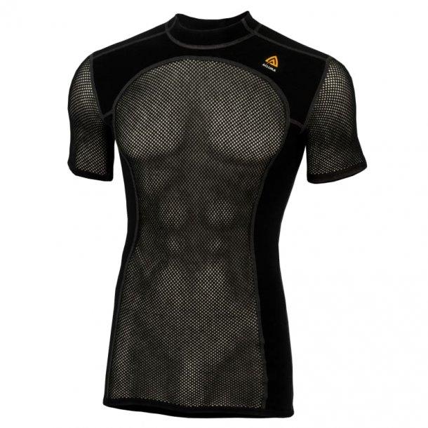 Aclima Woolnet T-shirt Man Black
