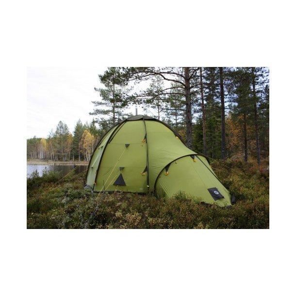 Frisport Holmslet Taiga 6-8 pers. komplet telt